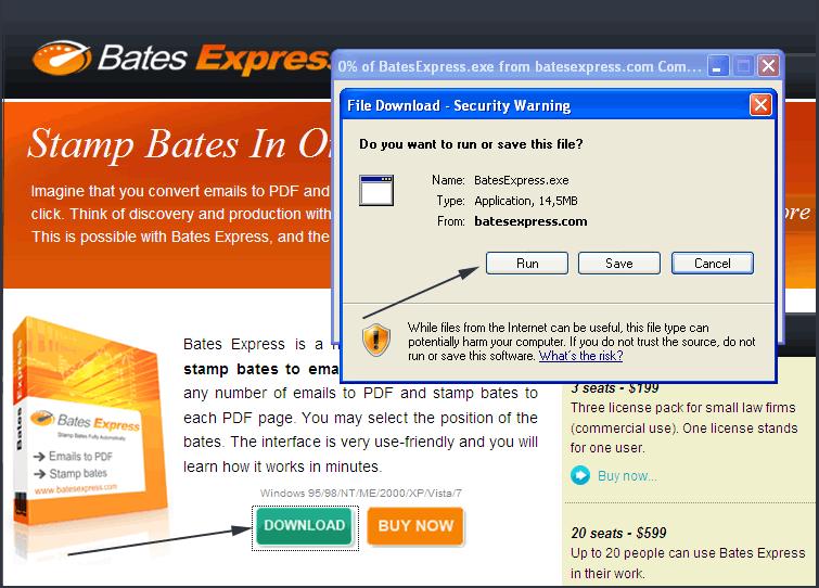 Bates Express
